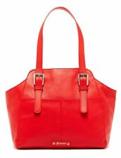 NWT B.MAKOWSKY POPPY SAFFIANO LEATHER TOTE/ HANDBAG - MSRP$268.00