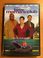Baby Mama's Club (DVD, 2013) Thomas Miles, Angie Stone, Miko Defoor, Tommy Ford