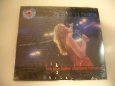 EN AVANT LA CHANSON CD DIGIPACK NEUF CELINE DION PATRICIA KAAS CLAUDE FRANCOIS..