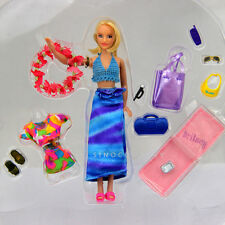 New Kids Gift Toy Doll 6in. BRITNEY SPEARS Limited Edition GOES HAWAIIAN FIGURE