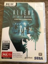 Aliens - Colonial Marines - Limited Edition - PC Game - COMPLETE WITH MANUAL