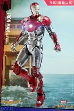1/6 MMS427D19 Marvel Hot Toys Iron Man Diecast Mark XLVII Spider-Man Homecoming