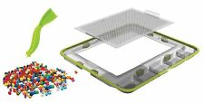 Perler Beads I-Pegboard Tablet Accessory Starter Kit , New, Free Shipping