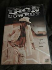 Iron Cowboy, Dvd, 2006, Burt Reynolds, Barbara Loden