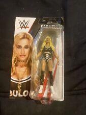 WWE WRESTLING FIGURE MATTEL CARMELLA #89 BOXED BRAND New Box Slightly Damaged