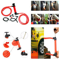 Multiple Usage Siphon Pump Transfer  Air Gas Oil Pump for Inflatables Inflator