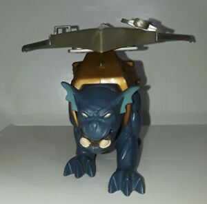 1995 GARGOYLES BRONX with ATTACK JAW, SWORD, GLIDER WINGS  Action Figure Kenner