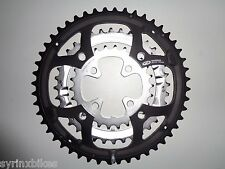 NEW Shimano Deore FC-M510 Replacement Outer Chainring SET 104/64 BCD 48/36/26T