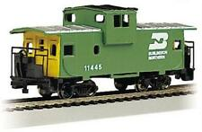 "Bachmann 17703 36' Wide Vision Caboose ""Burlington Northern"""