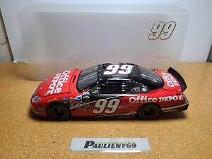 2006 Carl Edwards #99 Office Depot Roush Racing 1:24 NASCAR Team Caliber MIB