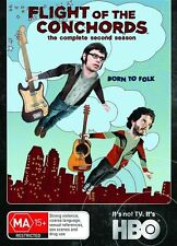 Flight Of The Conchords : Season 2 (DVD, 2010, 2-Disc Set) Brand New and Sealed