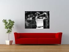 RICKIE FOWLER SPORT GOLF CLUB SWING GIANT ART PRINT PANEL POSTER NOR0180