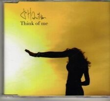 (DF834) Jo Hamilton, Think of Me - 2010 DJ CD
