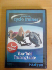 Total Gym Cyclo Trainer Your Total Training Guide - DVD
