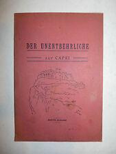 C. Battisti, Il Trentino 1914 rivista Problemi Attuali n. 1 geografia viaggi