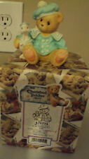 "Cherished Teddies ""Cole Rare Version"" 476714 Nib"