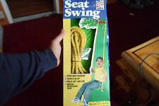New Vintage Seat Swing with 13 Feet of rope