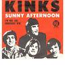 "THE KINKS ~ Sunny Afternoon ~ 1966 Dutch Pye label 2-track 7"" vinyl single ~ p/s"