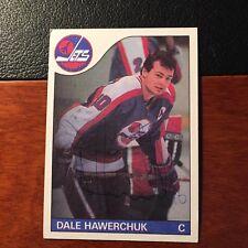 1985-86 Topps Dale Hawerchuk Card #109