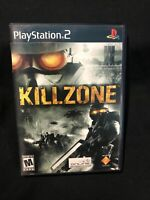 Killzone (Sony PlayStation 2, 2004) Tested And Complete
