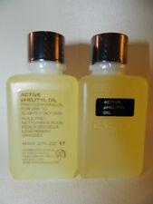 Erno Laszlo Active pHELITYL 2 Oz Pre Cleanser Oil Dry Skin 4 Oz Total Lot x 2