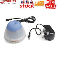 Mini Vortex Mixer Machine 3000 RPMs Chemical Lab Dancer Touch Mixer with US Plug