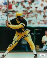PIRATES Bill Madlock signed 8x10 photo JSA COA AUTO Autographed Pittsburgh