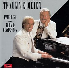 James Last & Richard Clayderman: Melodie di Sogno / CD (Polydor 513 388-2)