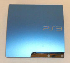 USED PlayStation 3 PS3 Console System 320GB Splash Blue Only JAPAN Japanese game