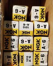 NGK A-6 A6 1010 SPARK PLUG BRITISH SEAGULL & TRACTORS Rare