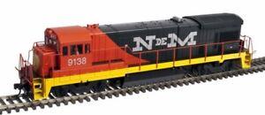 Gauge H0 - Diesel Ge B23-7 Nacionales De Mexico with Sound 10002071 Neu