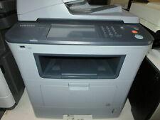 Samsung SCX-5835FN computer laser printer - 146K page count w/ 46% toner