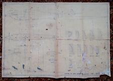 More details for hawker hurricane mk2 1/24 plan 1937 w. palmer free p&p uk