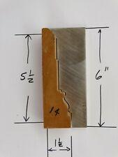 Shaper Moulder Custom Corrugated Back Cb Knives For 5 12 Casing