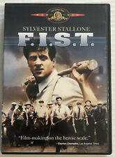 F.I.S.T. (DVD, 1975, OOP, Fist, Sylvester Stallone) Canadian
