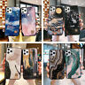 For iPhone 11 Pro Max Xs XR 8 7 6s SE Glitter Soft Bumper Shockproof Case Cover