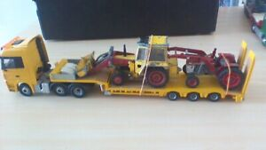 1/50 corgi mercedes benz actros truck and load loader code 3