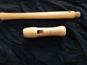Hohner 9532 Flauto Dolce Barocco in Do Linea Melody in Legno di Pero
