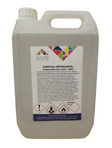 Azure Naphtha (petroleum), hydrotreated light - SBP3 - CAS 64742-49-0 - 5L