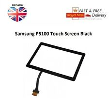 Samsung Galaxy Tab 2 P5100 Touch Screen Digitizer Glass Black - UK Seller