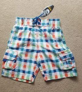 BNWT  Rebel swimming shorts size 2-3 years