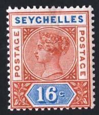 SEYCHELLES N° 6 : NEW PLANCHE I -  year 1890   CV : 9 €