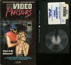 VIDEO MURDERS BETA VIRGINIA LORIDANS TRANS WORLD VIDEO TESTED