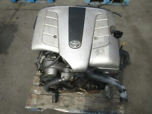 2001-2006 Toyota Lexus GS430 4.3L Engine V8 Engine LS430 Engine 3UZ Engine SC430