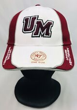 new product 1a765 f5048 U-Mass Minutemen New 47 Brand White Maroon Hat Cap