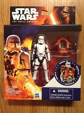 Hasbro Star Wars The Force Awakens First Order Flametrooper Armor Up Figure