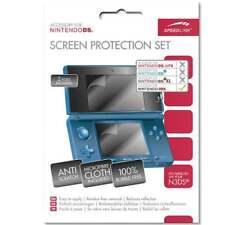 KIT 2 FILMS DE PROTECTIONS ECRANS NINTENDO 3DS