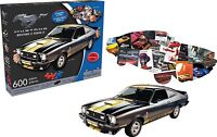 Ford Mustang en Forme de 600 PC 2 Faces Puzzle 750mm x 340mm (NM)