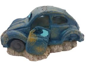 "Volkswagen VW Beetle ""Bug"" Aquarium Fish Tank Ornament Decoration"