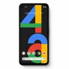 Google Pixel 4a - 128GB - Black (Unlocked)